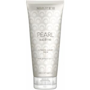 Бальзам с экстрактом жемчуга для светлых волос Pearl Sublime Selective