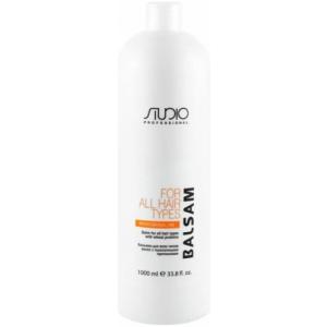 Kapous Бальзам для всех типов волос с пшеничными протеинами