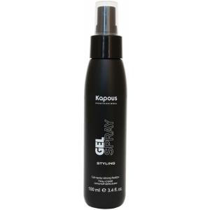 Kapous Гель-спрей для волос сильной фиксации Gel-spray Strong