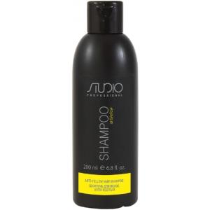 Kapous Шампунь для желтых волос Antiyellow