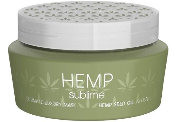 Маска для волос с маслом семян конопли Selective Hemp Sublime