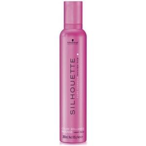 Мусс для окрашенных волос сильной фиксации Schwarzkopf Silhouette