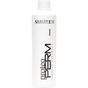 Selective Химическая завивка с аминокислотами для нормальных волос