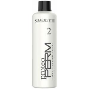 Selective Химическая завивка с аминокислотами для ослабленных волос