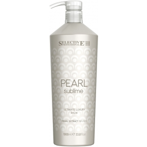 Selective Бальзам для светлых волос с экстрактом жемчуга Pearl Sublime