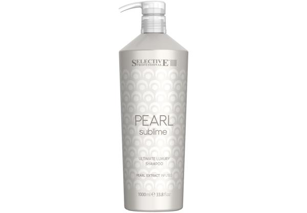 Selective Шампунь для светлых волос с экстрактом жемчуга Ultimate Luxury
