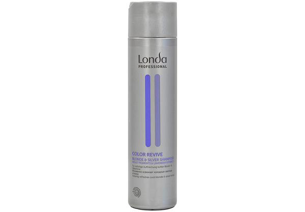 Шампунь для светлых волос Londa Color Revive Blonde Silver