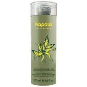 Шампунь для волос с эфирным маслом цветка дерева Kapous Ylang Ylang