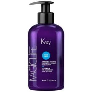 Kezy Magic Life Silver Серебряная маска для светлых волос