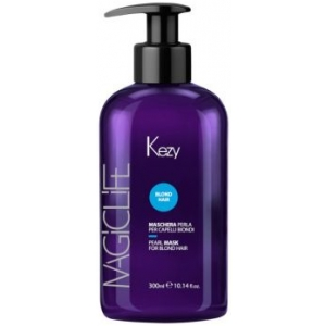 Kezy Blond Hair Жемчужная маска для светлых волос Pearl
