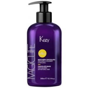 """Kezy Маска """"Шоколад"""" для окрашенных волос или натуральных волос"""