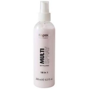 Мультиспрей для укладки волос 18в1 Multi Spray Kapous