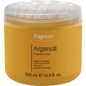 Маска с маслом арганы Kapous Arganoil