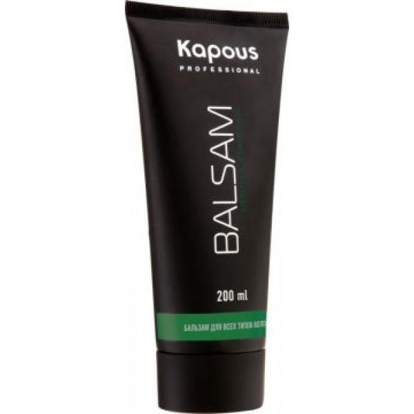Бальзам с ментолом для свежести волос Kapous
