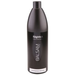 Бальзам питательный для всех типов волос Kapous