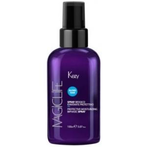 Kezy Blond Hair Спрей двухфазный для увлажнения волос Protective