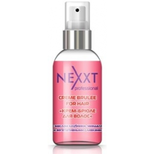 Nexxt Смузи-флюид Крем-брюле для волос