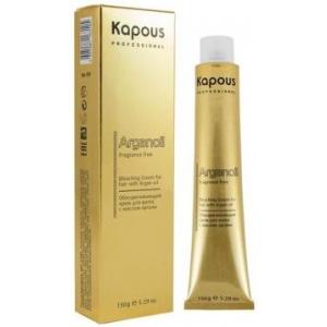 Обесцвечивающий крем с маслом арганы Kapous Arganoil