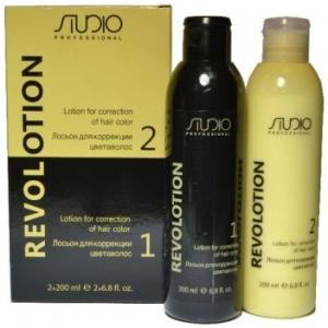 Лосьон для коррекции цвета Kapous Studio RevoLotion