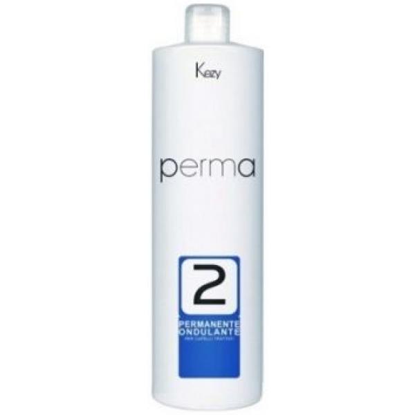 Kezy Средство для завивки химически обработанных волос Perma 2