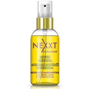 Nexxt Экспресс-сыворотка Расплавленный хрусталь для сухих волос
