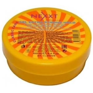 Гель для укладки волос экстра сильной фиксации Nexxt Gel Strong