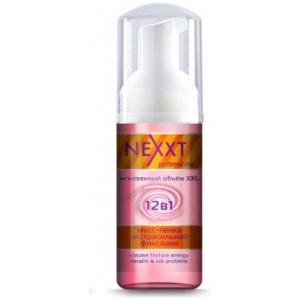 Nexxt Volume Мусс-пенка для объема экстрасильной фиксации