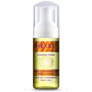 Nexxt Мусс-пенка Cпа-ламинирование и Блеск-люкс