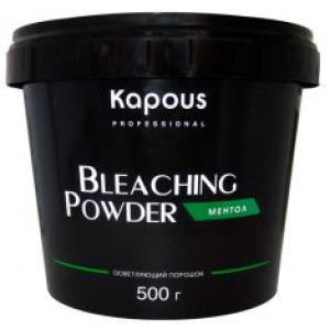 Kapous Осветляющий порошок с ментолом Bleaching Powder