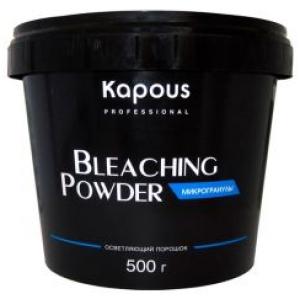 Kapous Обесцвечивающий порошок для волос «Microgranules»