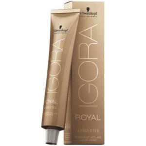 Schwarzkopf IGORA Royal Absolutes крем-краска для волос