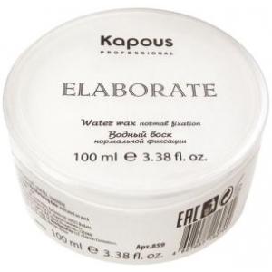 Водный воск нормальной фиксации Kapous Elaborate