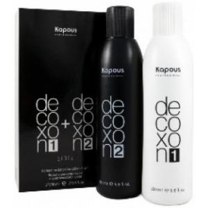 Лосьон для коррекции косметического цвета Kapous Decoxon 2 fase