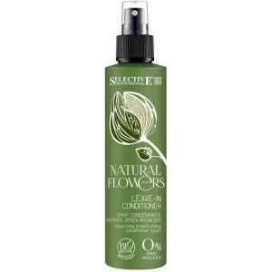 Спрей для сухих и вьющихся волос Selective Natural Flowers