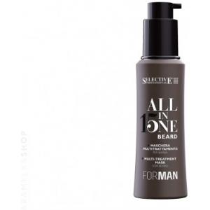 Selective Маска для ухода за бородой ALL IN ONE BEARD