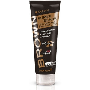 Tannymaxx Super Black Very Dark HOT