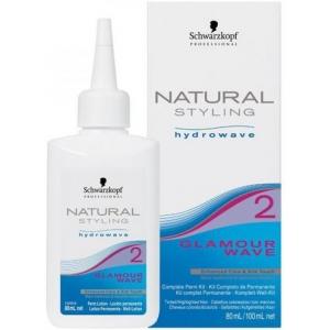 Комплект Schwarzkopf professional Natural Styling Glamour Wave 2 для химической завивки